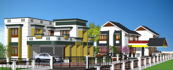 Haritha Homes Villas Kottayam